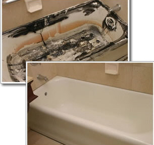 Call now 718 601 4300 free estimates fast service we for Bathtub liner problems